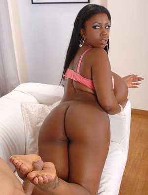 Phat azz ass ebony from south africa