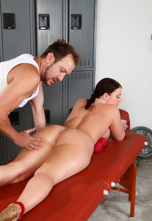 Ass Massage Porn