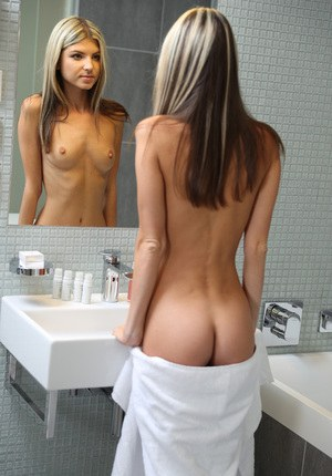 Bathroom Ass Porn