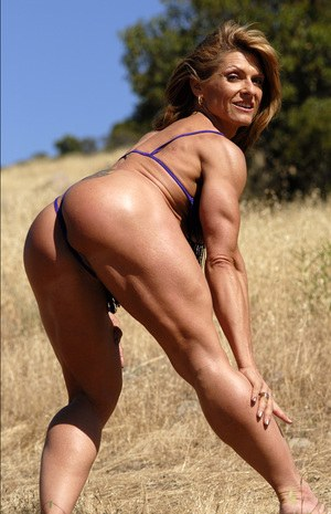 Female Bodybuilder Ass Porn